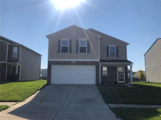 1918 Prairie Sky Lane, Greenwood, IN 46143 (MLS #21730778) :: Anthony Robinson & AMR Real Estate Group LLC
