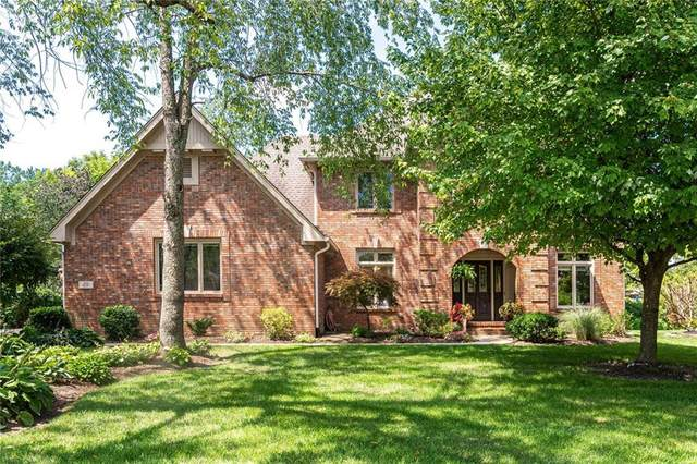 234 Adrienne Drive, Greenwood, IN 46142 (MLS #21730782) :: Mike Price Realty Team - RE/MAX Centerstone