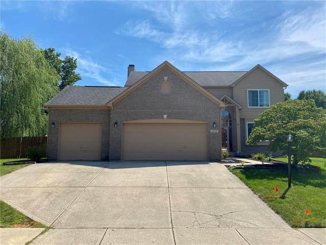 11239 Echo Ridge Lane, Indianapolis, IN 46236 (MLS #21730785) :: Mike Price Realty Team - RE/MAX Centerstone