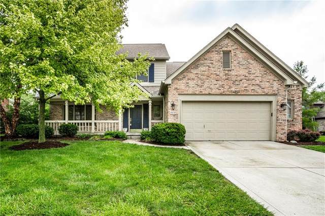10235 Tammer Drive, Carmel, IN 46032 (MLS #21730800) :: AR/haus Group Realty