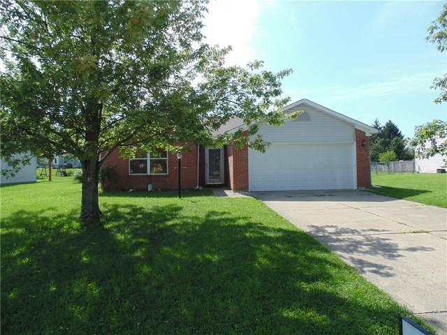 75 Longfellow Lane, Greenfield, IN 46140 (MLS #21730809) :: AR/haus Group Realty