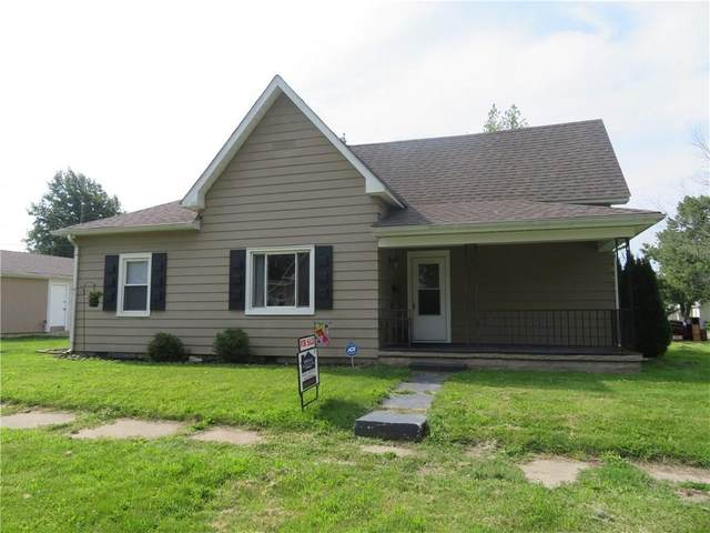 823 N Jameson Street, Lebanon, IN 46052 (MLS #21730818) :: Mike Price Realty Team - RE/MAX Centerstone