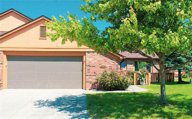 1906 Ravenswood Drive, Anderson, IN 46012 (MLS #21730823) :: Mike Price Realty Team - RE/MAX Centerstone