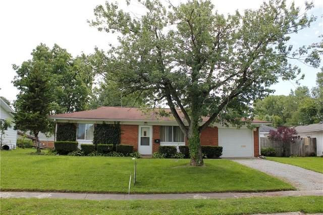 1221 Elk Lane, Elwood, IN 46036 (MLS #21730827) :: The ORR Home Selling Team