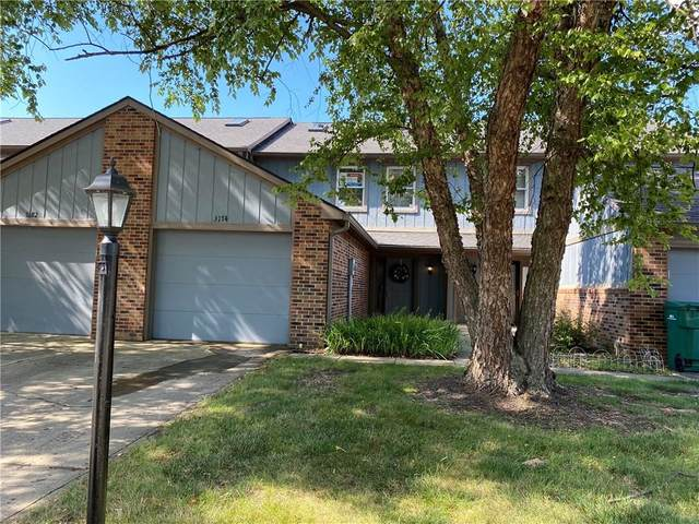3174 Sandpiper South Drive, Indianapolis, IN 46268 (MLS #21730843) :: The Evelo Team