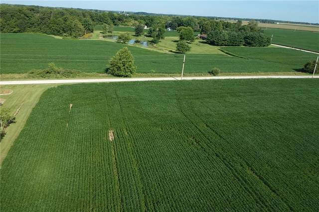 11140 N County Road 750 E, Roachdale, IN 46172 (MLS #21730846) :: The Evelo Team
