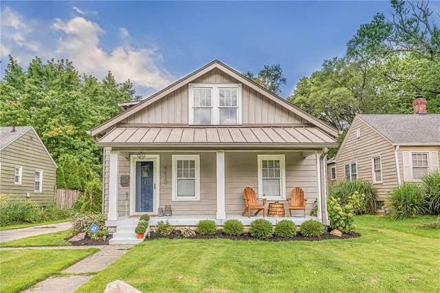 6420 N Park Avenue, Indianapolis, IN 46220 (MLS #21730854) :: AR/haus Group Realty