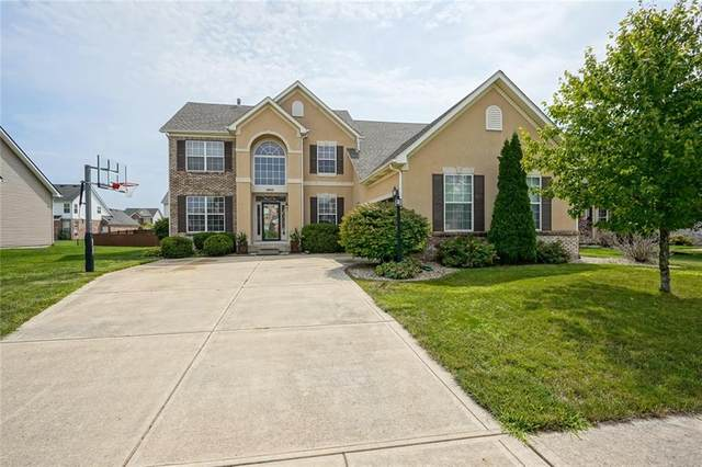 8683 N Autumnview Drive, Mccordsville, IN 46055 (MLS #21730855) :: AR/haus Group Realty