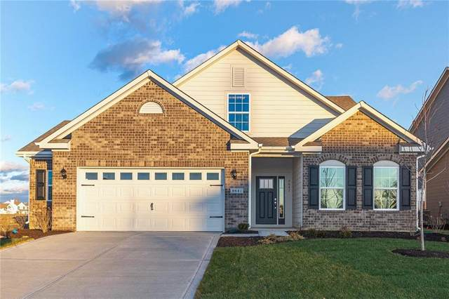 440 Tracewood Bend, Greenfield, IN 46140 (MLS #21730862) :: The ORR Home Selling Team
