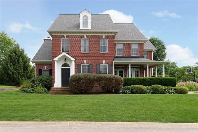 9103 Mallard Point, Zionsville, IN 46077 (MLS #21730867) :: Heard Real Estate Team | eXp Realty, LLC