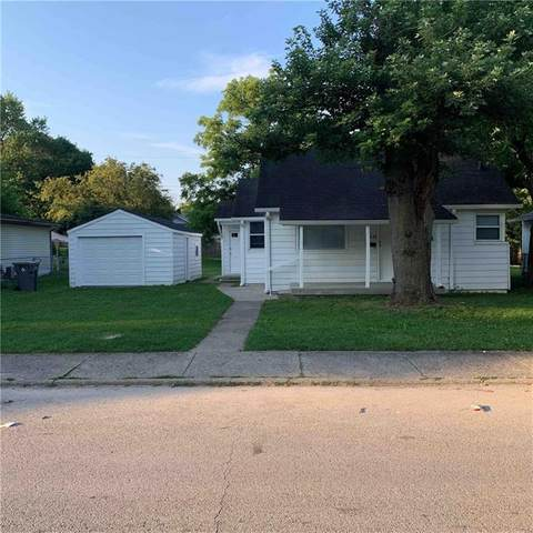 1629 Nelson Avenue, Indianapolis, IN 46203 (MLS #21730873) :: Heard Real Estate Team | eXp Realty, LLC