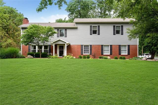 7460 Jewel Lane, Indianapolis, IN 46250 (MLS #21730878) :: Richwine Elite Group