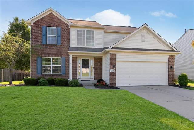 6273 Saw Mill Drive, Noblesville, IN 46062 (MLS #21730881) :: Dean Wagner Realtors