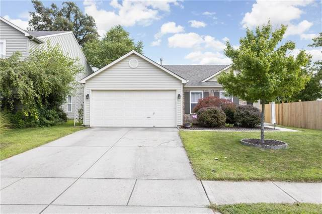 14375 Forsythia Lane, Fishers, IN 46038 (MLS #21730888) :: Mike Price Realty Team - RE/MAX Centerstone