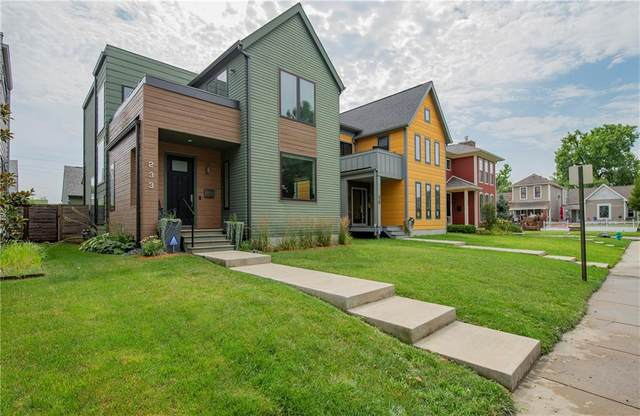 233 N Highland Avenue, Indianapolis, IN 46202 (MLS #21730893) :: Anthony Robinson & AMR Real Estate Group LLC