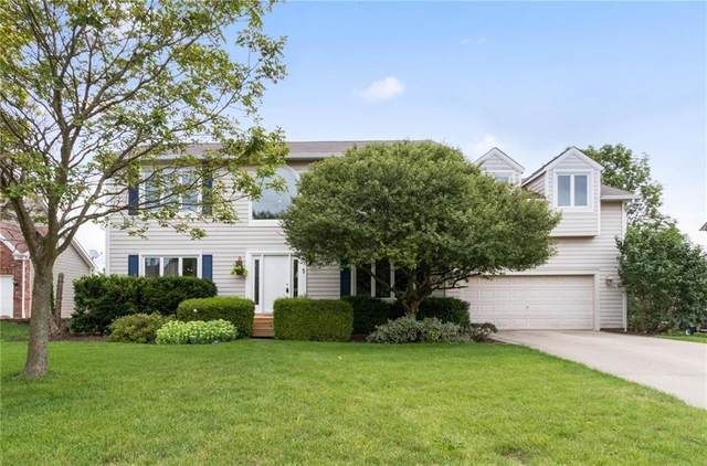 9777 Scotch Pine Court, Fishers, IN 46037 (MLS #21730899) :: Mike Price Realty Team - RE/MAX Centerstone