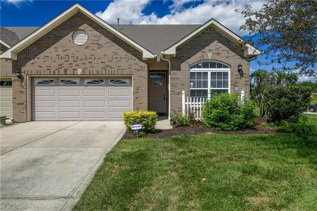 284 Society Drive, Indianapolis, IN 46229 (MLS #21730913) :: Dean Wagner Realtors