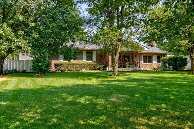 1915 Hartford Avenue, Indianapolis, IN 46231 (MLS #21730914) :: Anthony Robinson & AMR Real Estate Group LLC