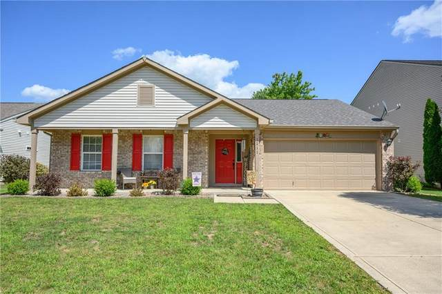1211 Yellowstone Way, Franklin, IN 46131 (MLS #21730920) :: Mike Price Realty Team - RE/MAX Centerstone