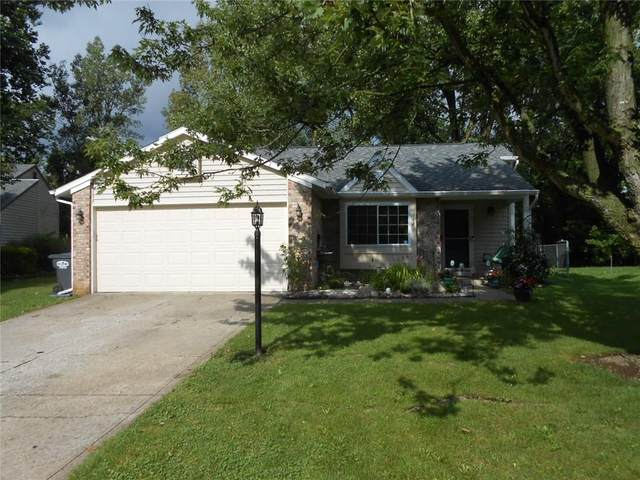 942 Timber Creek Lane, Greenwood, IN 46142 (MLS #21730923) :: Mike Price Realty Team - RE/MAX Centerstone
