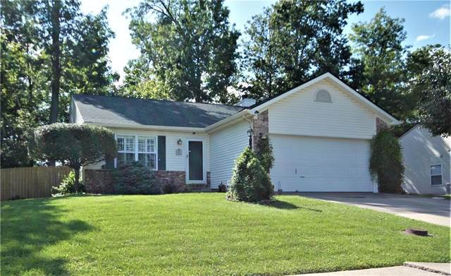 3406 Lauren Drive, Indianapolis, IN 46235 (MLS #21730924) :: Mike Price Realty Team - RE/MAX Centerstone