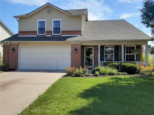 7091 N Lyndhurst Crossing, Mccordsville, IN 46055 (MLS #21730933) :: The ORR Home Selling Team