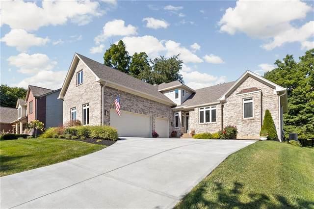 18535 Oakmont Drive, Noblesville, IN 46062 (MLS #21730940) :: Dean Wagner Realtors