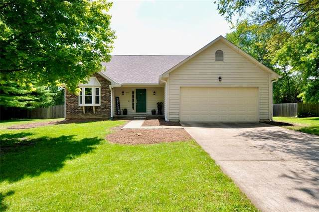 1133 Harvest Court, Carmel, IN 46032 (MLS #21730944) :: AR/haus Group Realty