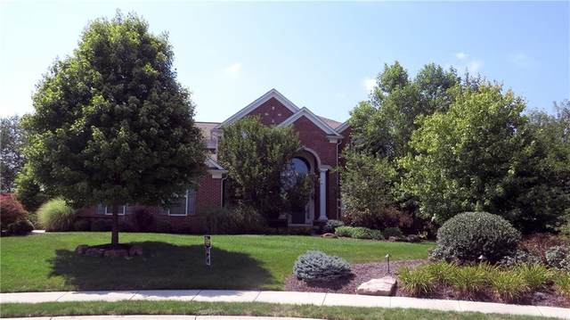 14106 Pecos Court, Carmel, IN 46033 (MLS #21730946) :: AR/haus Group Realty