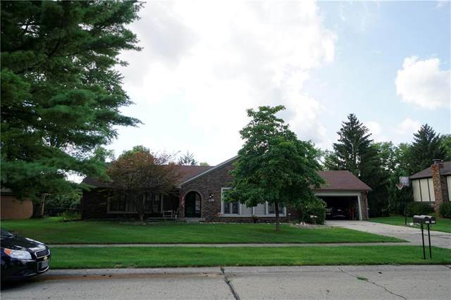 1126 Waterford Drive, Greenwood, IN 46142 (MLS #21730952) :: Mike Price Realty Team - RE/MAX Centerstone
