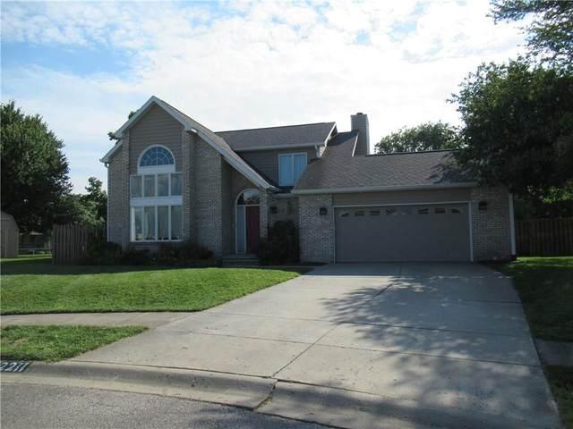 2211 Reston Lane, Columbus, IN 47203 (MLS #21730955) :: Anthony Robinson & AMR Real Estate Group LLC