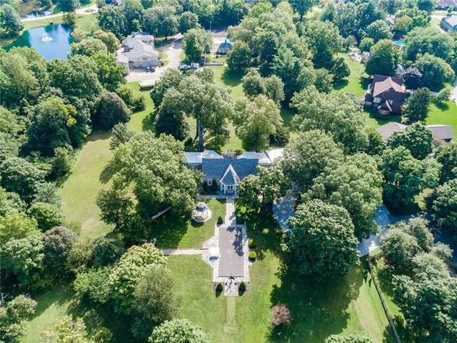 7014 Andre Drive, Indianapolis, IN 46278 (MLS #21730974) :: Richwine Elite Group