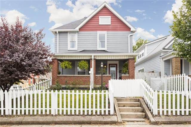 1425 S East, Indianapolis, IN 46203 (MLS #21730986) :: AR/haus Group Realty