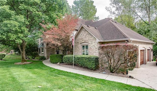 8612 Sargent Creek Lane, Indianapolis, IN 46256 (MLS #21731005) :: AR/haus Group Realty