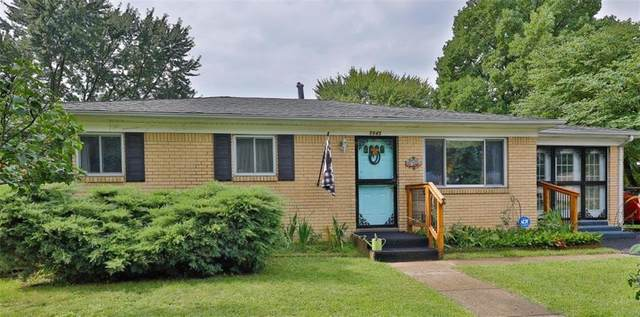 5845 Bertha Street, Indianapolis, IN 46241 (MLS #21731010) :: Heard Real Estate Team | eXp Realty, LLC