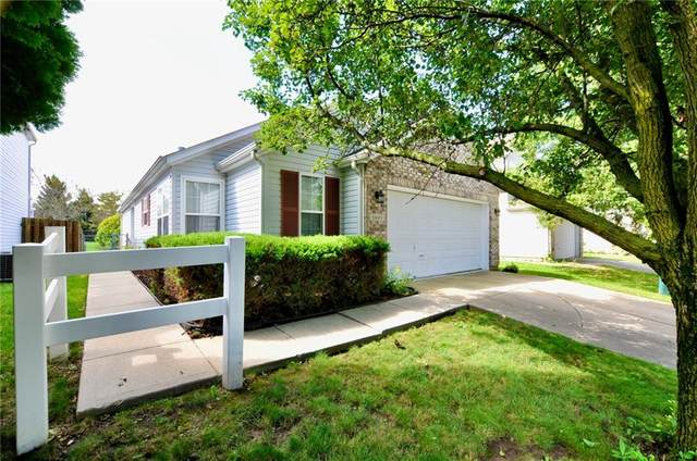 11603 Congressional Lane, Indianapolis, IN 46235 (MLS #21731011) :: Anthony Robinson & AMR Real Estate Group LLC