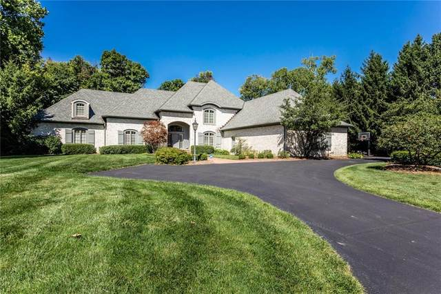 8072 Hollybrook Court, Indianapolis, IN 46250 (MLS #21731015) :: Heard Real Estate Team | eXp Realty, LLC