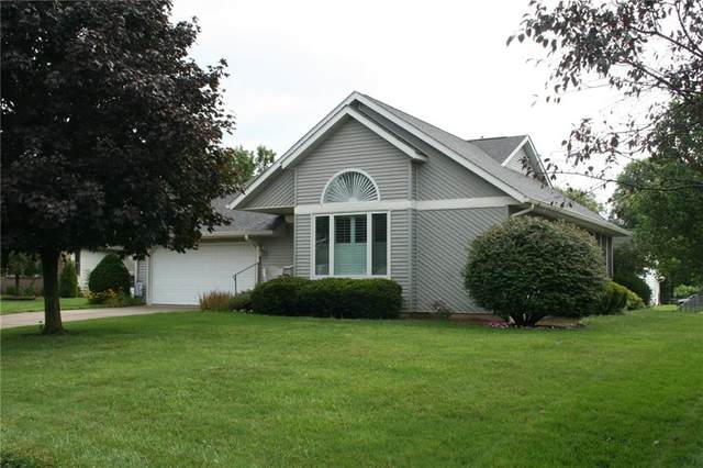 2839 Conestoga Court, Columbus, IN 47203 (MLS #21731016) :: Mike Price Realty Team - RE/MAX Centerstone