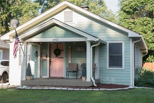 4922 Ralston Avenue, Indianapolis, IN 46205 (MLS #21731040) :: Heard Real Estate Team | eXp Realty, LLC