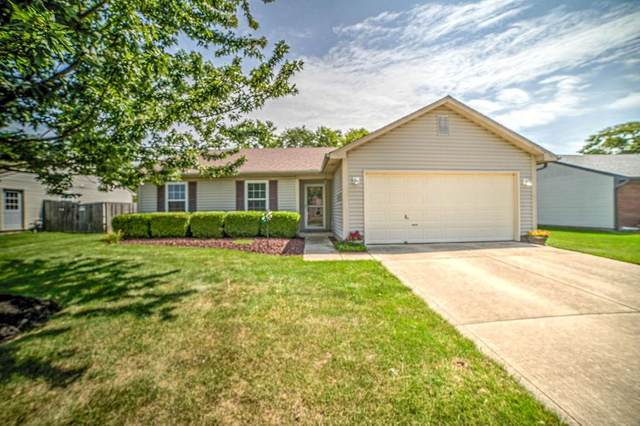 106 Silverberry Court, Mooresville, IN 46158 (MLS #21731060) :: Mike Price Realty Team - RE/MAX Centerstone
