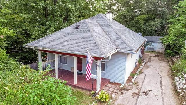 40 E Blaine Street, Martinsville, IN 46151 (MLS #21731067) :: The Indy Property Source
