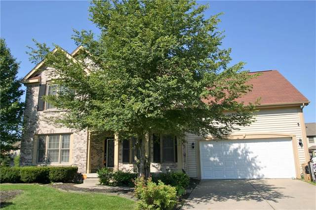 8012 Wish Court, Indianapolis, IN 46268 (MLS #21731076) :: AR/haus Group Realty