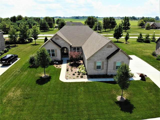 3777 Woodvine Drive, Bargersville, IN 46106 (MLS #21731095) :: Mike Price Realty Team - RE/MAX Centerstone