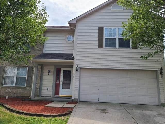 7111 Harness Lakes Drive, Indianapolis, IN 46217 (MLS #21731108) :: Dean Wagner Realtors