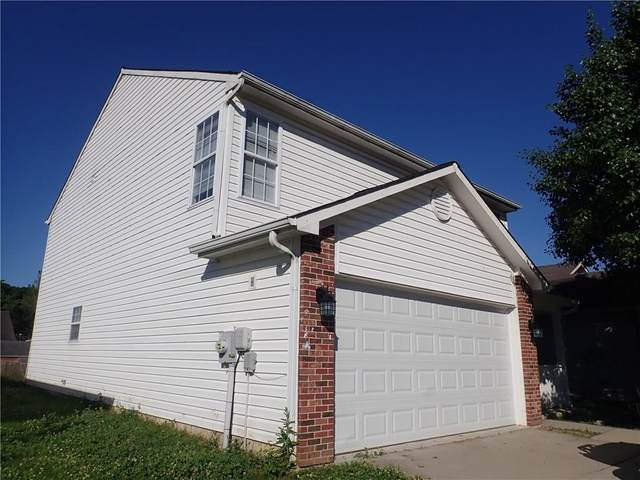 5419 Dollar Forge Court, Indianapolis, IN 46221 (MLS #21731115) :: Ferris Property Group