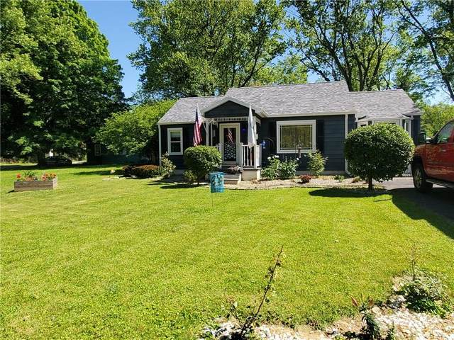 711 North Street, Chesterfield, IN 46017 (MLS #21731127) :: Anthony Robinson & AMR Real Estate Group LLC