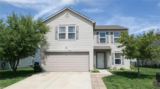10724 Crackling Drive, Indianapolis, IN 46259 (MLS #21731132) :: The Evelo Team
