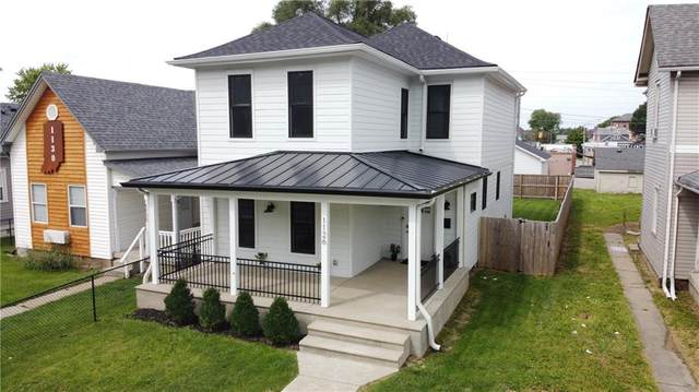 1126 Olive Street, Indianapolis, IN 46203 (MLS #21731133) :: HergGroup Indianapolis