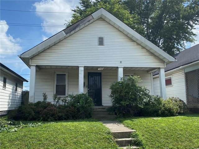 305 E Caven Street, Indianapolis, IN 46225 (MLS #21731167) :: AR/haus Group Realty
