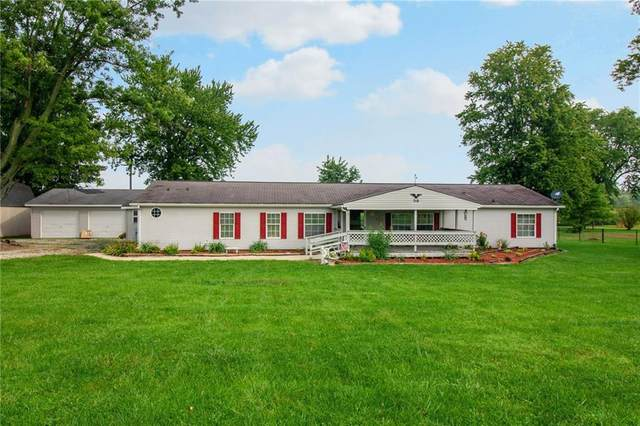 318 W State Street, Glenwood, IN 46133 (MLS #21731177) :: David Brenton's Team